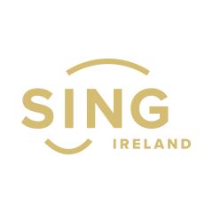 Sing Ireland logo