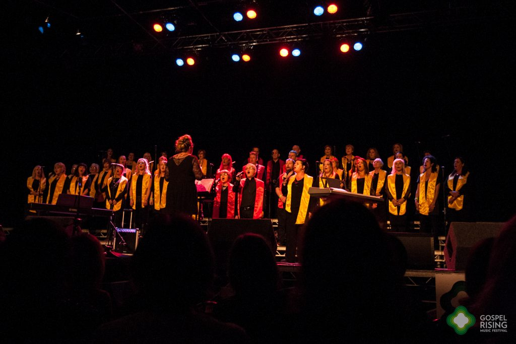 SUSO Gospel Choir