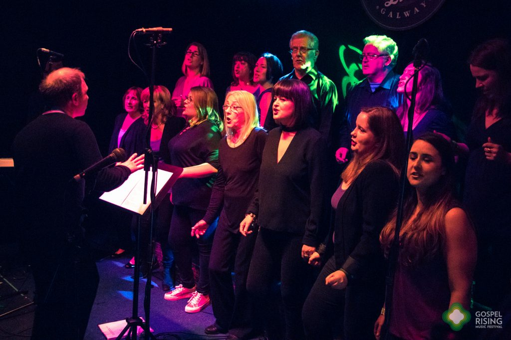 Bray Gospel Choir 2017