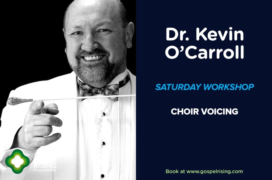 Dr Kevin O'Carroll