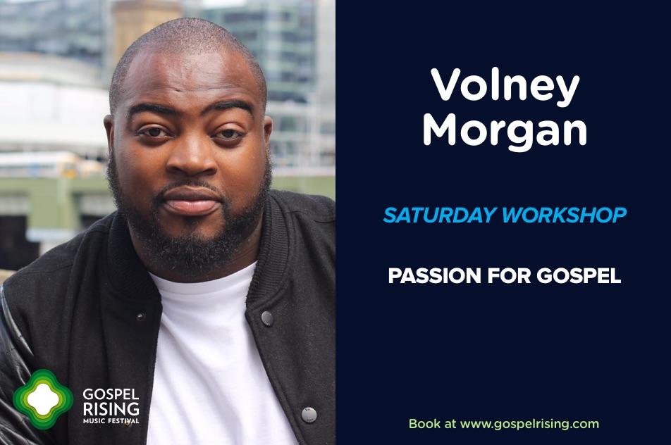 Volney Morgan