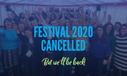 Festival 2020 cancelled